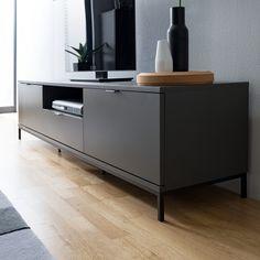 Harma TV Lowboard kopen - Lilly is Love Tv Unit Furniture, Home Furniture, Furniture Design, Armoire Tv, Grande Niche, Modern Sideboard, Living Room Colors, Tv Cabinets, New Homes