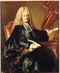 Messire Henri François Le Fèvre ou Lefèvre d'Ormesson, Seigneur d'Ormesson (1681-1756). Magistrat, Conseiller.