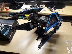 LEPIN Star Series Wars Limited Edition TIE Interceptor Building Blocks Toys - Blocks
