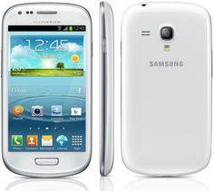 Samsung Galaxy S3 mini -White- 8GB (O2) - NFC - with £10 Pay & Go sim CLEARANCE