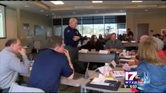 TEEX in the News -  ROCKFORD IL- More than 30 people, from more than a dozen Stateline agencies, attended a risk assessment seminar on Thursday, which featured instructors from Texas A&M Engineering Extension Service.  A grant from the Federal government paid the expenses for the training.  more...