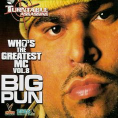 "Who's The Greatest MC? 8 ""Big Pun Edition"" Mixtape CD Compilation"