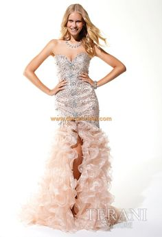 Terani Couture - Evening Dresses, 2013 Prom Dresses, Homecoming Dresses, Mother of the Bride Dresses 2013, Prom Dress 2013, Prom Dress Shopping, Pink Prom Dresses, Designer Prom Dresses, Evening Dresses, Ruffled Dresses, Dresses Dresses, Pretty Dresses