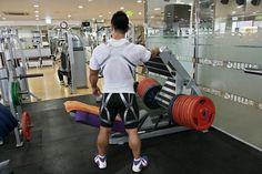 Choi Seong Kyu (최성규, Korean Bodybuilder)
