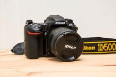 DSLR  Nikon D500 is a fast and everyone that has something for
