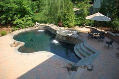 when living is easy Swimming Pools, Summertime, Landscape, Building, Outdoor Decor, Easy, Design, Home Decor, Swiming Pool