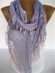 Trend Scarf Fashion Scarf  ShawlsScarvesGift by SmyrnaShop on Etsy, $19.00