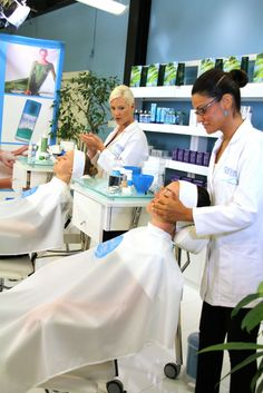 Repechage's Lydia Safarti offers 5 success strategies for launching an in-salon facial bar.