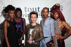 Aftershow Couture at VIP ROOM Paris 2012