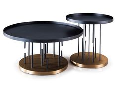 Alter London | Teca Table, Set of 2