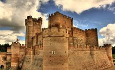 Turbulent history of the Spanish kingdom led to the construction of over castles and military fortifications. Moorish castles, Spanish castles in mountains Fortification, Moorish, I Love Cats, Travel Guides, Cats And Kittens, Spanish, Louvre, Military, Castles