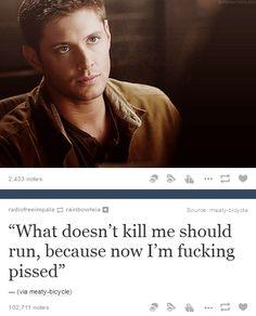 Supernatural fandom | Dean Winchester
