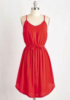 77980f80ecd 18 Best Red Summer Dresses images