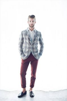 Men Blazer Styles -18 Latest Men Casual Outfit with Blazer - Part 3