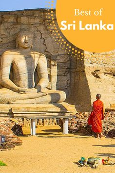 Read about the best places to visit in Sri Lanka