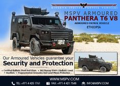Armored Military Vehicles ETHIOPIA