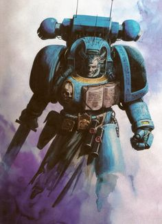 Librarian of the Ultramarines