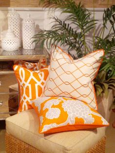 - Naple's Mango's -| Beach Pillows | Coastal Pillows