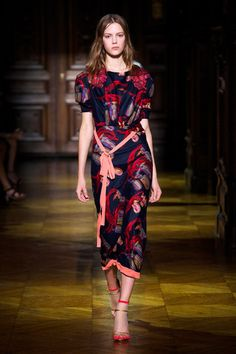 Sonia Rykiel Spring 2014 Ready-to-Wear Collection Slideshow on Style.com