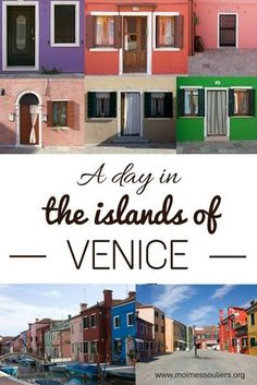 Oh Venice... You either love or hate it and I loved it! But one of the best days was actually going out into the surrounding islands of Murano, Burano and Torcello for a stroll in the laguna of Italy! http://www.moimessouliers.org/journee-dans-les-iles-de-venise/?utm_content=buffer63158&utm_medium=social&utm_source=pinterest.com&utm_campaign=buffer