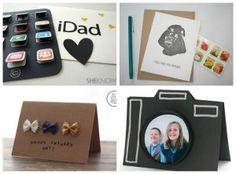 collage tarjetas dia del padre