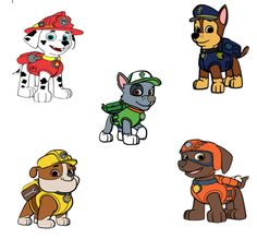Crafting with Meek: Paw Patrol SVG