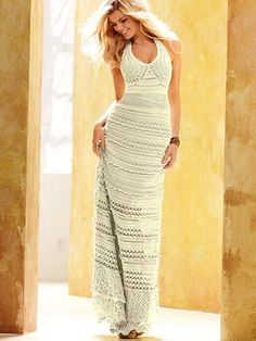 Cotton Crochet Maxi Dress #VictoriasSecret http://www.victoriassecret.com/clothing/dresses/cotton-crochet-maxi-dress?ProductID=95122=OLS?cm_mmc=pinterest-_-product-_-x-_-x