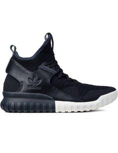 adidas Originals Black Tubular X Knit