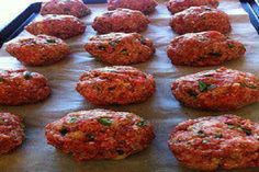 Easy Baked Meatballs :http://recipescool.com/easy-baked-meatballs-2/