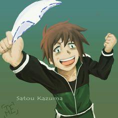 Kazuma Steal Hahahahaahaha