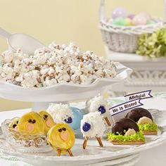 Free-N-Fun Easter Recipes    Celebrate Easter with this creative collection of delicious snacks, sweets, and treats! From easy & adorable Easter Bunny Pretzels to Inspirational-themed Empty Tomb treats, these easy-to-make Easter recipe ideas are a must-have for your family Easter gathering.