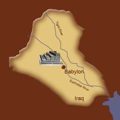 Wonder - Hanging Garden of Babylon