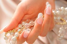 Top 50 Most Stunning Wedding Nail Art Designs – Nadyana Magazine