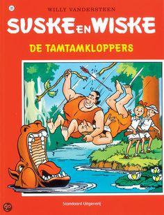 Suske en Wiske: De Tamtamkloppers (88). Onze vrienden trekken naar Kongo om er het geheim van de vader van Lambik te ontrafelen. Bij een overnachting in het oerwoud worden ze opgeschrikt door twee tamtamkloppende mensapen, de Joerangetangs, die onze vrienden aanvallen. En dan is er nog een duistere figuur en ene Bololo die het op Suske en Wiske gemunt hebben. De inzet van al die vijandelijkheden is de bolhoed van Papal-Ambik, maar is het dat allemaal wel waard?