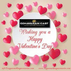 We couldn't let this day pass by without thanking you for being such a great customer!!! #HappyValentinesDays