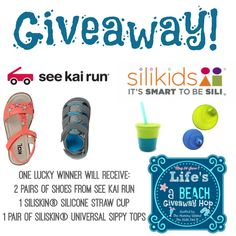 The Mommy Island: Life's A Beach Giveaway Hop