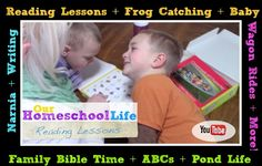 In this episode we catch frogs by our pond, go on a muddy wagon ride, share our thoughts on the Draw-Write-Now homeschool curriculum, and more!