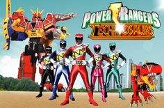 Facts that I like about Power Rangers