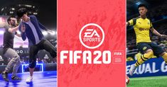 FIFA 20 Features: Which aspect of the game Messi E Cristiano Ronaldo, Ea Games, Fifa 20, Trainer, Jouer, Baseball Cards, Memes, Sports, Loyalty