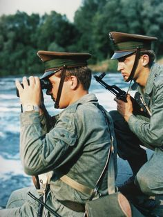 Border Guards of the Polish People's Army. Military Weapons, Military Art, Military History, Afghanistan War, Iraq War, Soviet Army, Soviet Union, Polish People, Border Guard