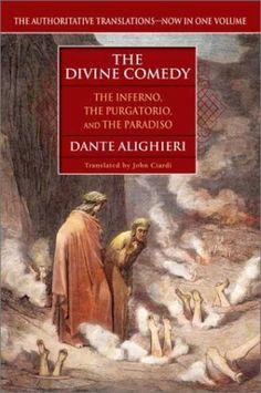 The Devine Comedy (inferno, purgatory, paradise) by Dante
