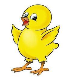 Dessins de p ques mod les de lapins poules et poussins gabarits d couper projets - 4 images 1 mot poussin lapin ...
