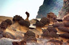 野柳地質公園(Yehliu Geopark)
