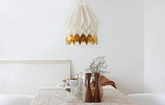 Meet the Maker: Orikomi Lighting   Be inspired. Discover a wide range of luxury furniture and homewares
