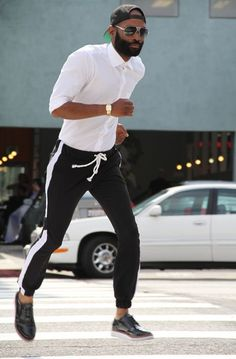 Image result for guy track pants