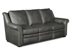 Bradington-Young Living Room Newman Sofa - Full Recline at both Arms 916-90 - Bartlett Home Furnishings - Memphis, Tennessee 38134