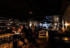 A wine bar and shop from the guys behind The Alps and Toorak Cellars.