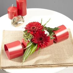 Red OASIS® Floral Creations Christmas Cracker                                                                                                                                                                                 More