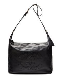 Black Caviar CC Hobo Bag
