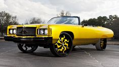 Donk, Hi-Risers and More - Page 6 of 12 - Rides Magazine Pimped Out Cars, Rims For Cars, Chevy Caprice Classic, Chevrolet Caprice, Sport Cars, Race Cars, Donk Cars, Old School Cars, Chevy Impala